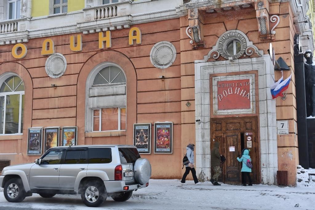 В кинотеатре «Родина» впервые прошла акция ко Дню короткометражного кино