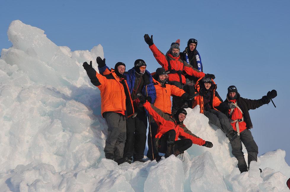 Арктическая «карьерная лестница»: из института или школы на хорошую должность