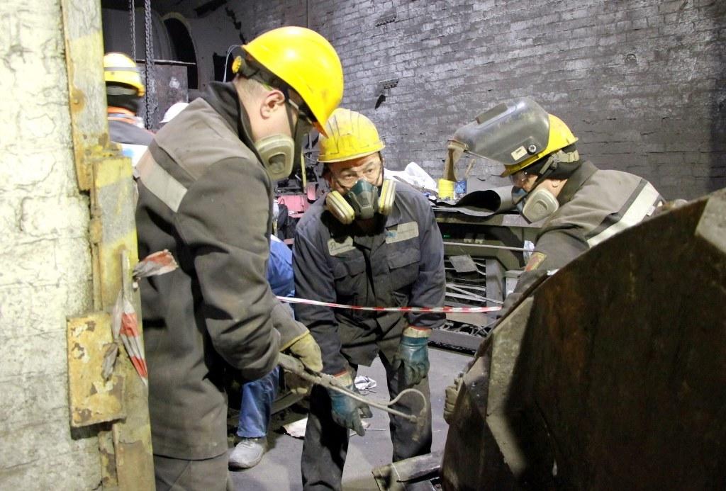На Надеждинском металлургическом заводе приступили к плановому шестисуточному ремонту 2-й производственной линии