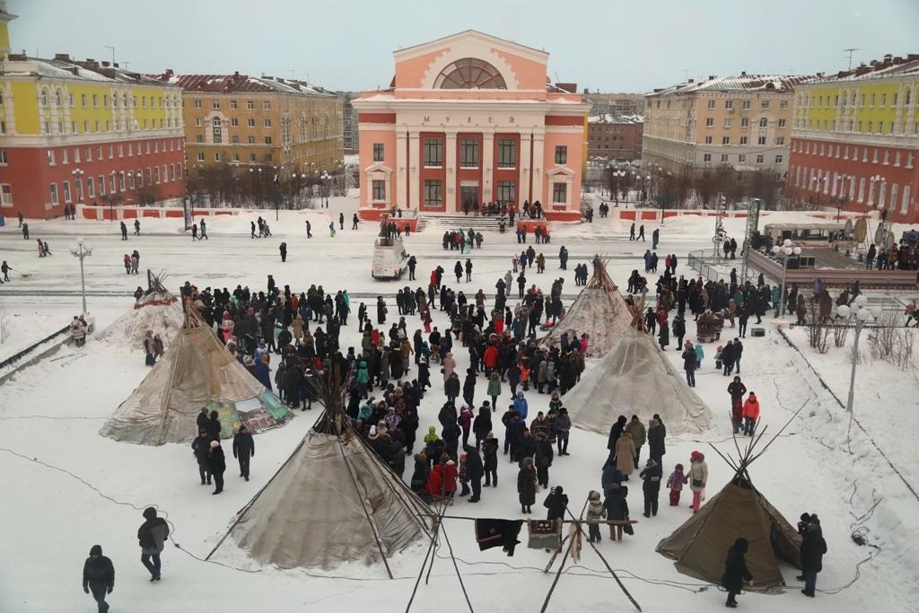 Движение на Ленинском проспекте перекрывать не будут