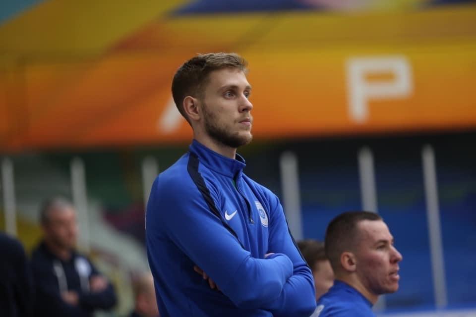 Один из вратарей мини-футбольного клуба «Норильский никель» Аркадий Сытик покинул заполярную команду