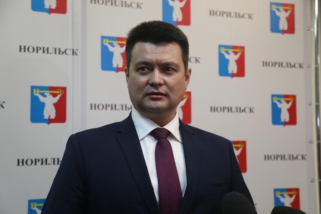 В Норильск с рабочим визитом прибыл краевой министр экологии и рационального природопользования Павел Борзых