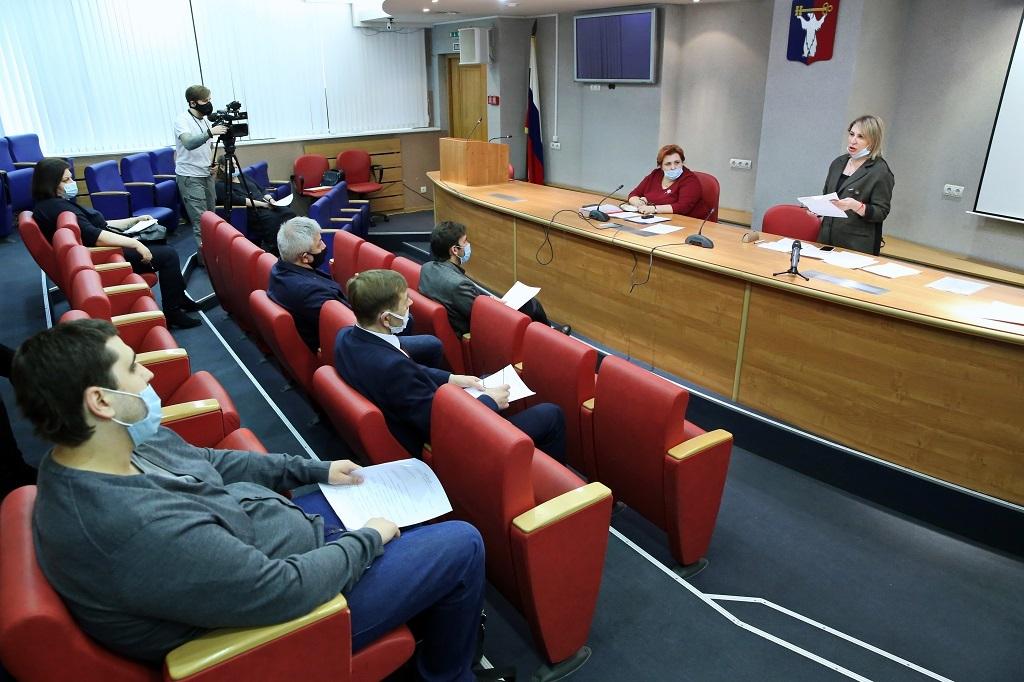 На заседании Общественной палаты Норильска рассказали об итогах работы по обращениям, поступившим от горожан