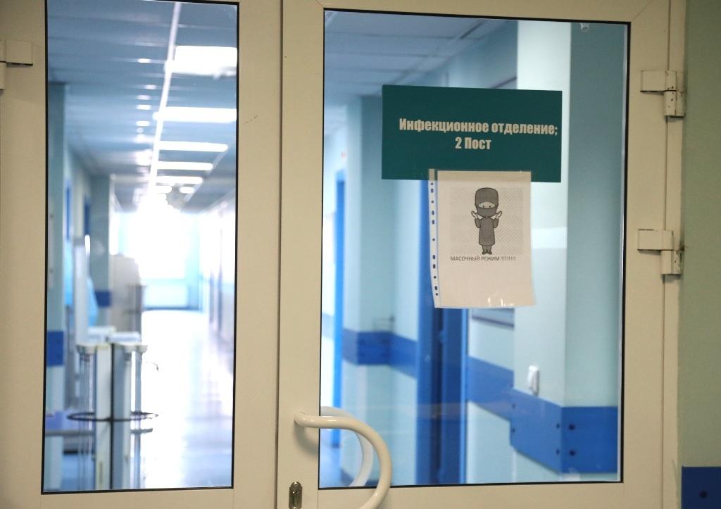 За выходные в Норильске зарегистрированы ещё семь случаев коронавируса