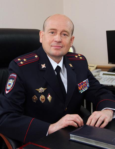 В крае назначен новый начальник полиции