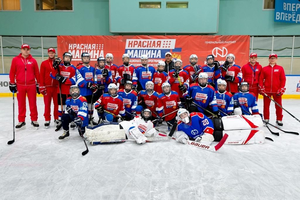 Онлайн-семинар от Федерации хоккея России и «Норникеля»
