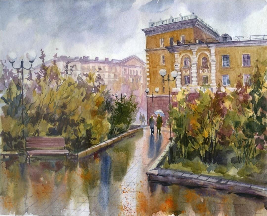 Стартовал приём работ на выставку «Северная коллекция. Искусство художников Севера Красноярского края»