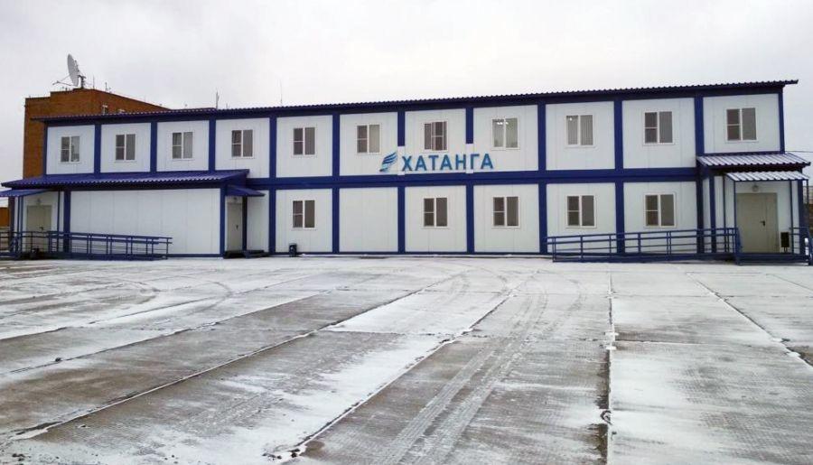 В Хатанге состоялось торжественное открытие нового аэровокзала