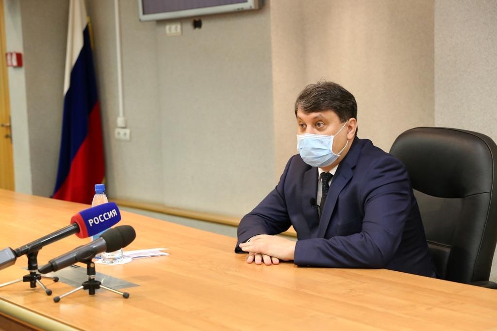 Бороться с коронавирусом нужно всем миром. Глава Норильска - об эпидемиологической ситуации