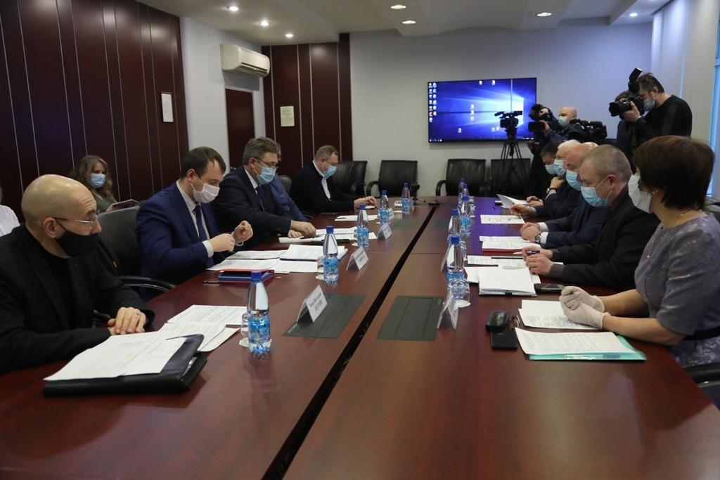 В Норильск с личным визитом прибыл министр промышленности, энергетики и ЖКХ Красноярского края