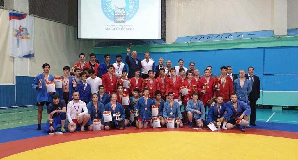 24 октября в «Арктике» состоится IX турнир по самбо памяти Ильи Соболева