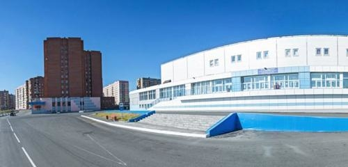 Движение автотранспорта на участке дороги от ул. Комсомольской до Дворца спорта «Арктика» временно прекращено