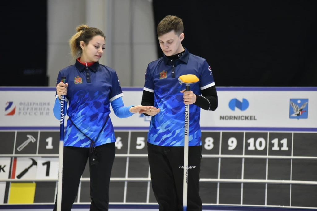 В столице Таймыра стартовал пятый Арктический кубок по кёрлингу Arctic Curling Cup