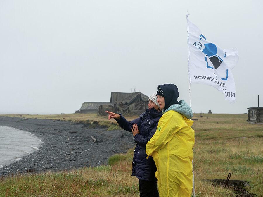 Уже в октябре будут известны результаты лабораторных работ Большой норильской экспедиции