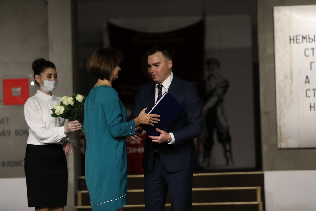В Норильске наградили лучших работников сферы дошкольного образования