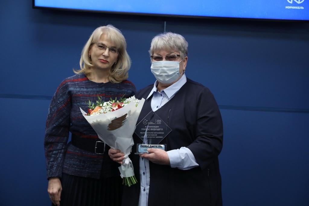 В «Айке» состоялось награждение победителей грантового конкурса социальных проектов