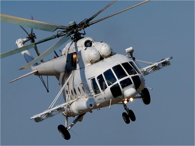Авиапарк «КрасАвиа» пополнился новым вертолётом