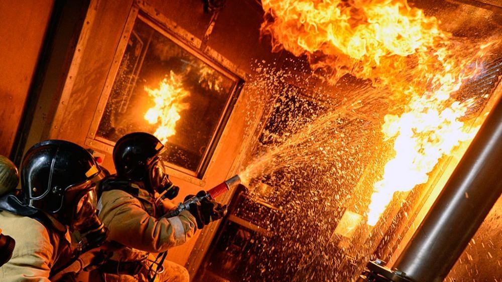 Пожар – это всегда большая беда