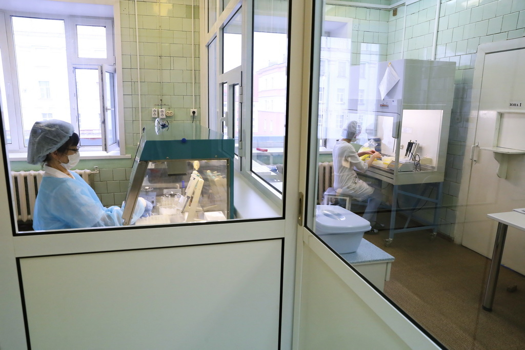 Детская больница Норильска перепрофилирована под госпиталь. Количество больных с COVID-19 растёт