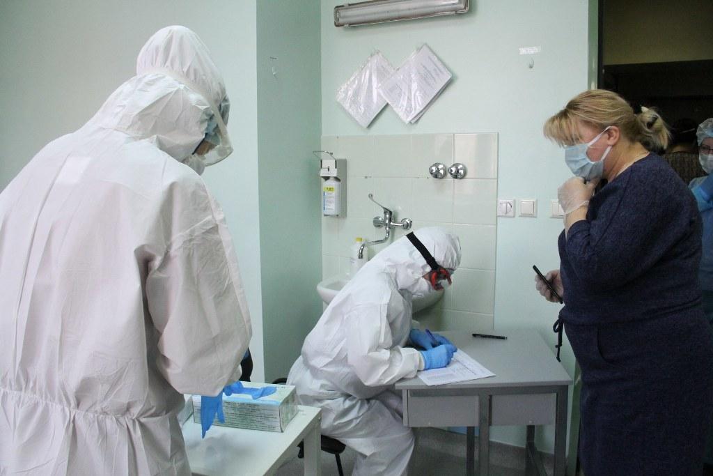 Коронавирус нашли ещё у 23 жителей Красноярского края. В Норильске за сутки картина не изменилась