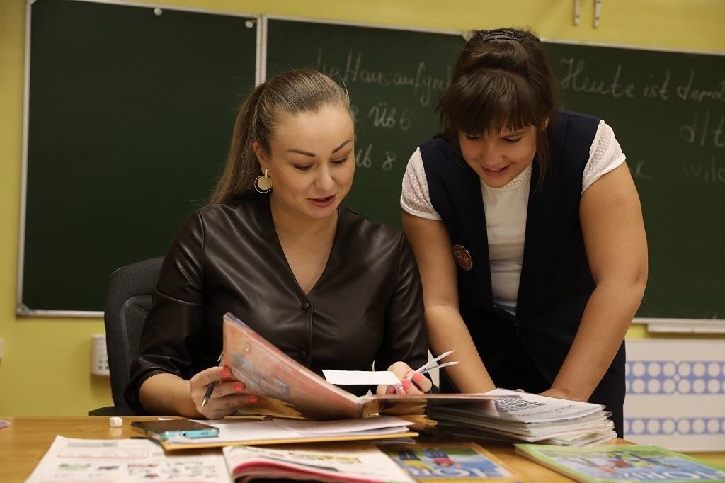 Красноярский край присоединился к Всероссийской неделе учителя