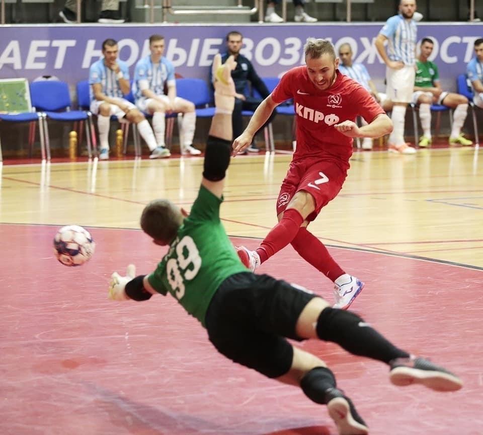 Определились соперники МФК «Норильский никель» в контрольных играх перед возобновлением сезона 2019/2020