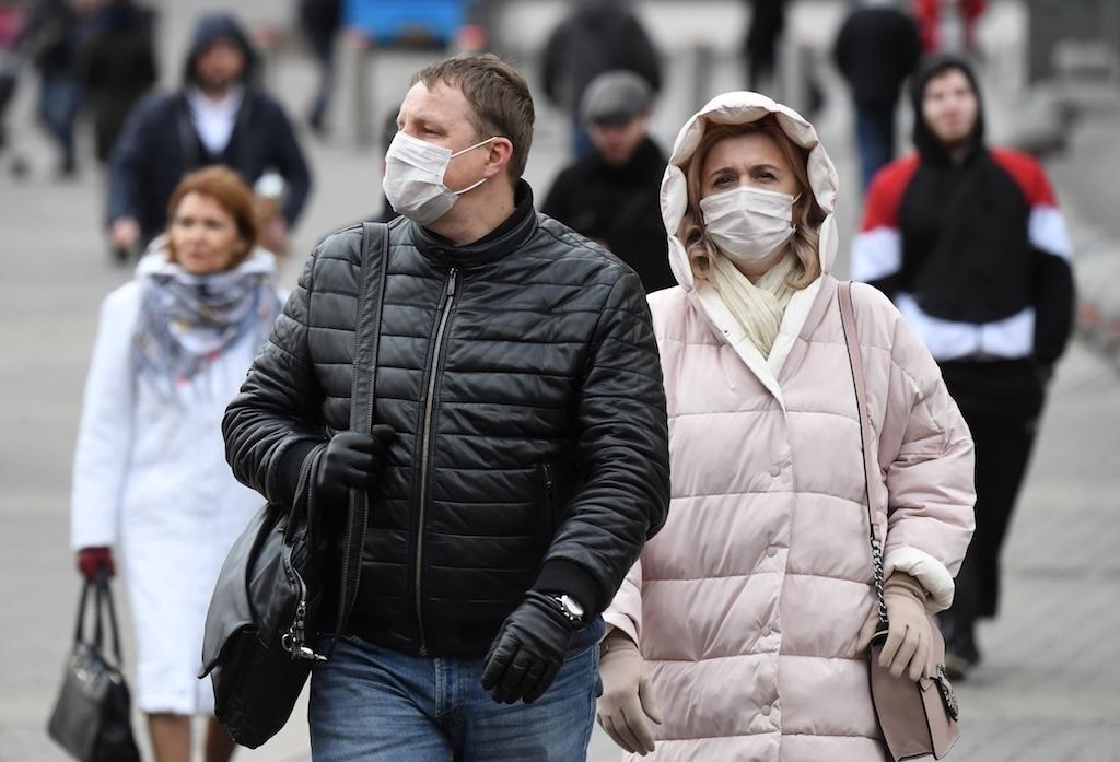 Несколько дней подряд в Норильске держится высокий прирост заболевших COVID-19