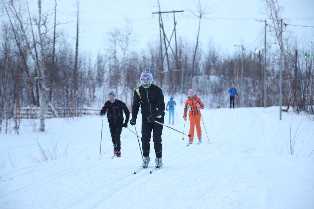 Норильск готовится отметить Всероссийский день здоровья