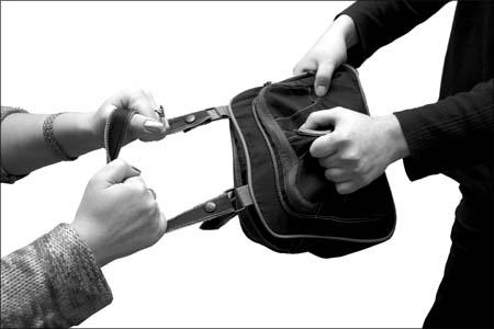Ограбление по–норильски