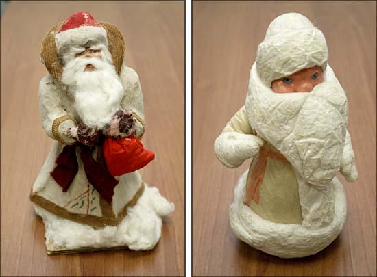 Как два Деда Мороза «Заполярку» охраняют