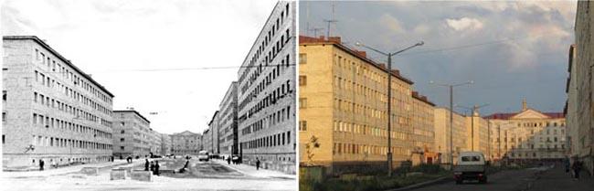 Улица Завенягина