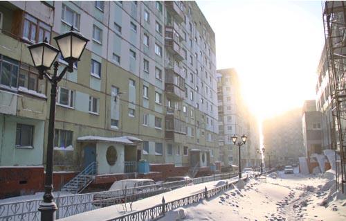 Улица Хантайская — улица Ветеранов