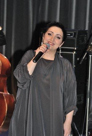 Этери Бериашвили — это Голос!