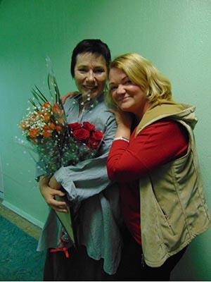 Елена Кузьменко: «Прощаюсь с нежностью...»