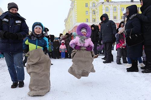 В русских традициях