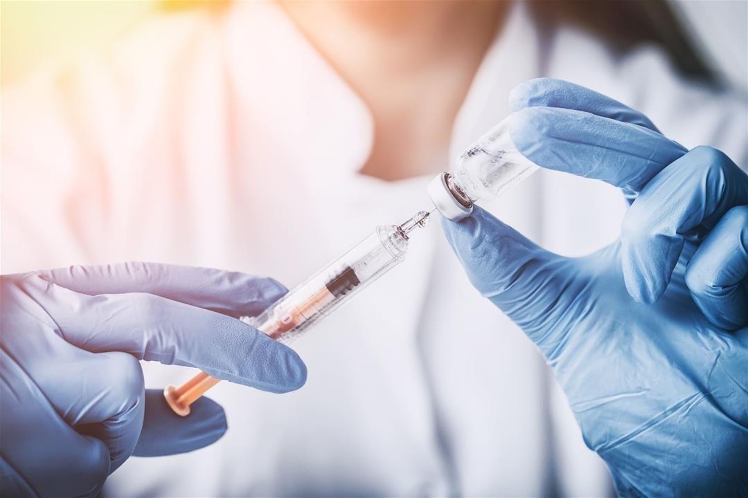 В конце августа начнется вакцинация от гриппа