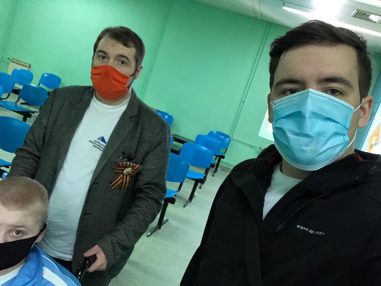 Добровольцы в Норильске помогли отвезти нуждающегося ребёнка в больницу