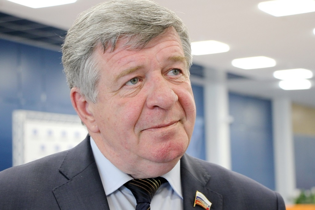 Валерий Семенов переизбран сенатором от Красноярского края