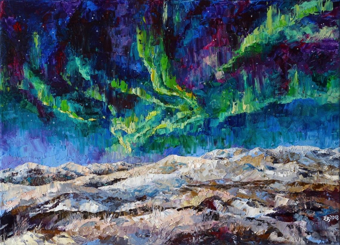 Открыт приём заявок на участие в выставке «Северная коллекция. Искусство художников севера Красноярского края»