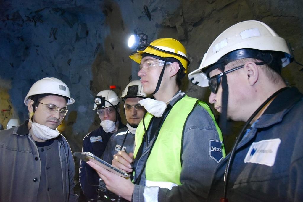 На руднике «Скалистый» протестировали частные сети Private LTE/5G