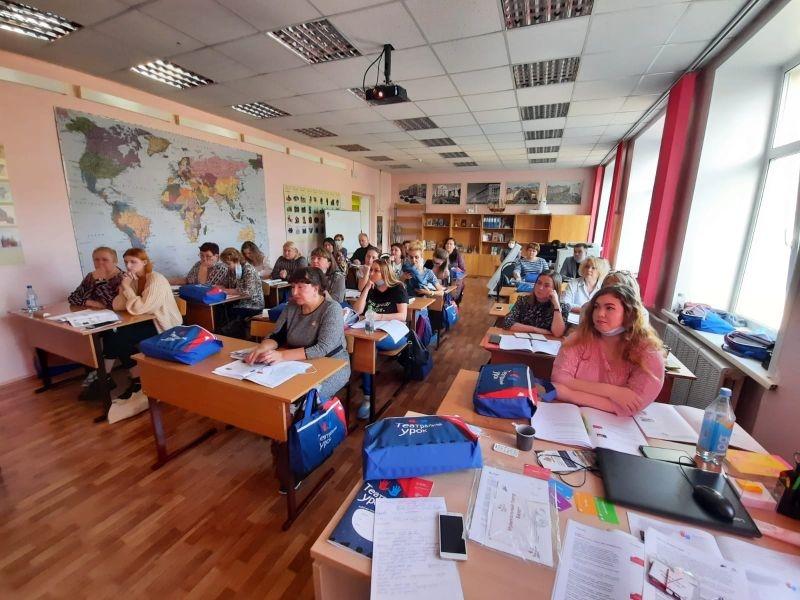 В норильских и дудинских школах проходит Театральный урок