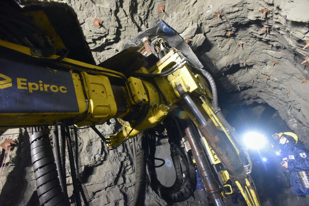 «Норникель» продолжает модернизировать и совершенствовать горнодобывающую технику