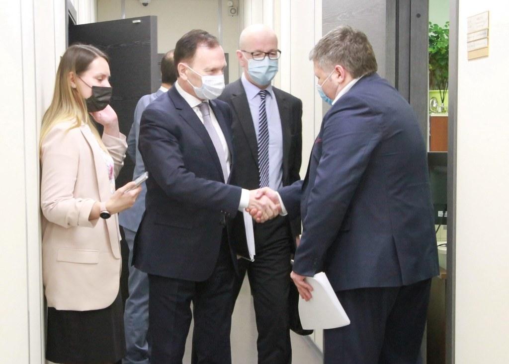 В администрации Норильска завершилось заседание конкурсной комиссии по отбору кандидатур на пост главы Норильска