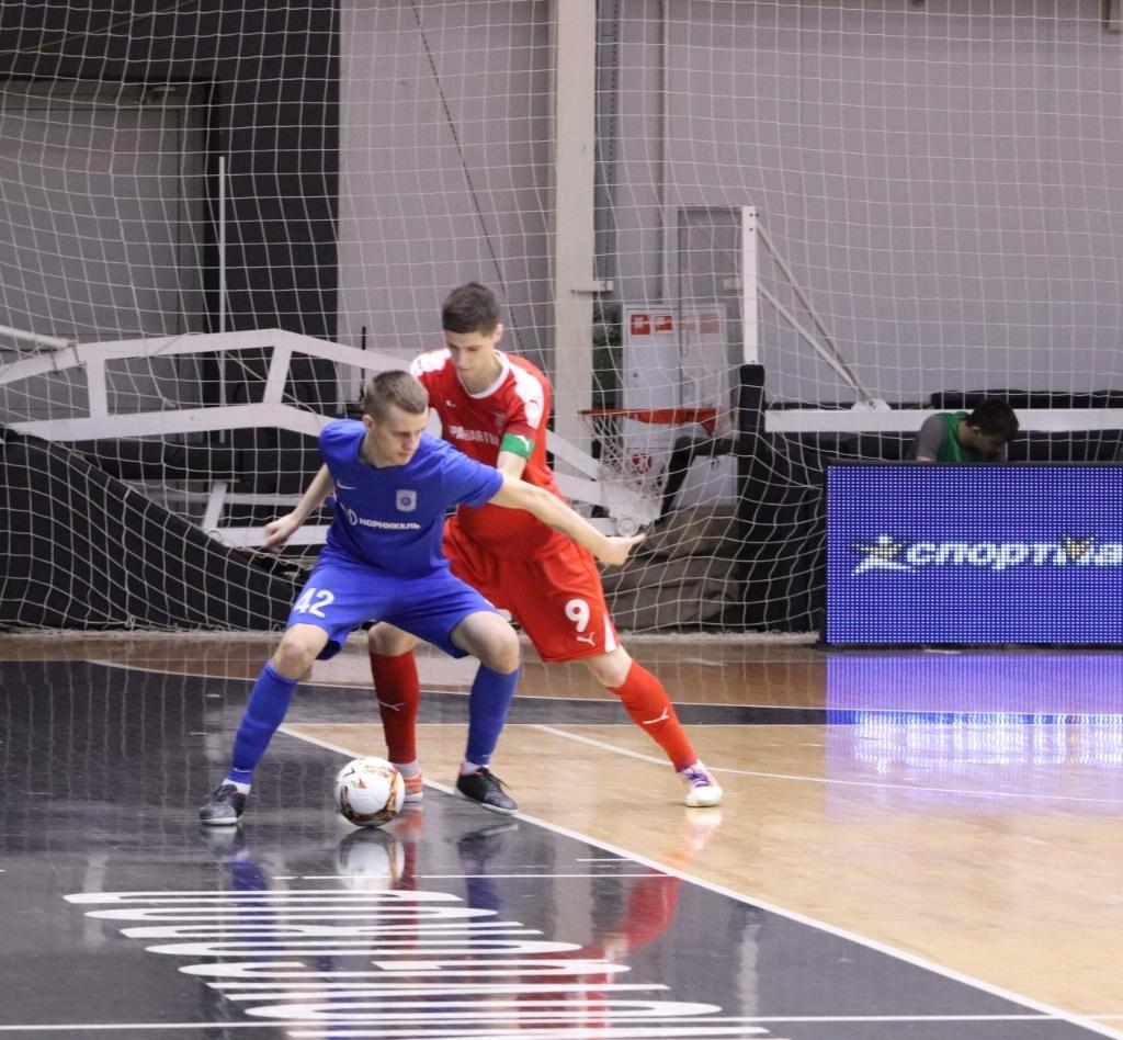 11 декабря состоится первая игра в рамках нового сезона Спортмастер-Юниорлиги U-18
