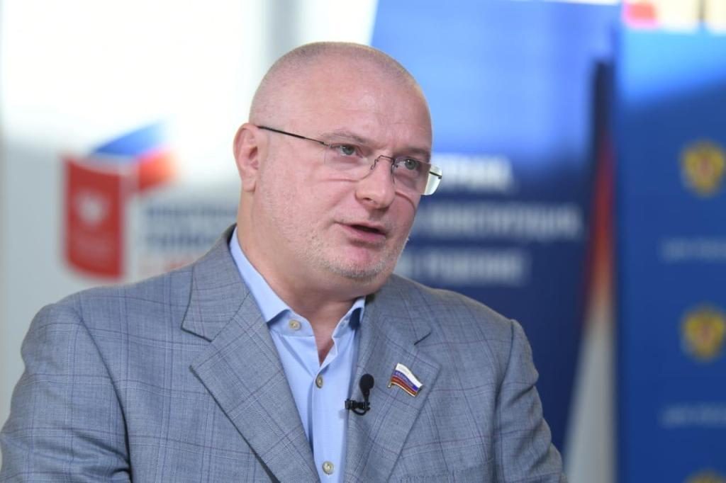 Андрей Клишас обратился в Генеральную прокуратуру России в связи с блокировкой YouTube-каналов