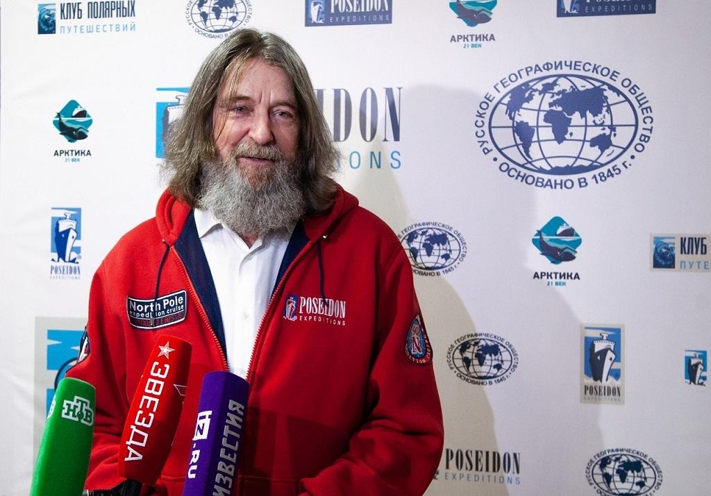 Фёдор Конюхов отправится на Северный полюс