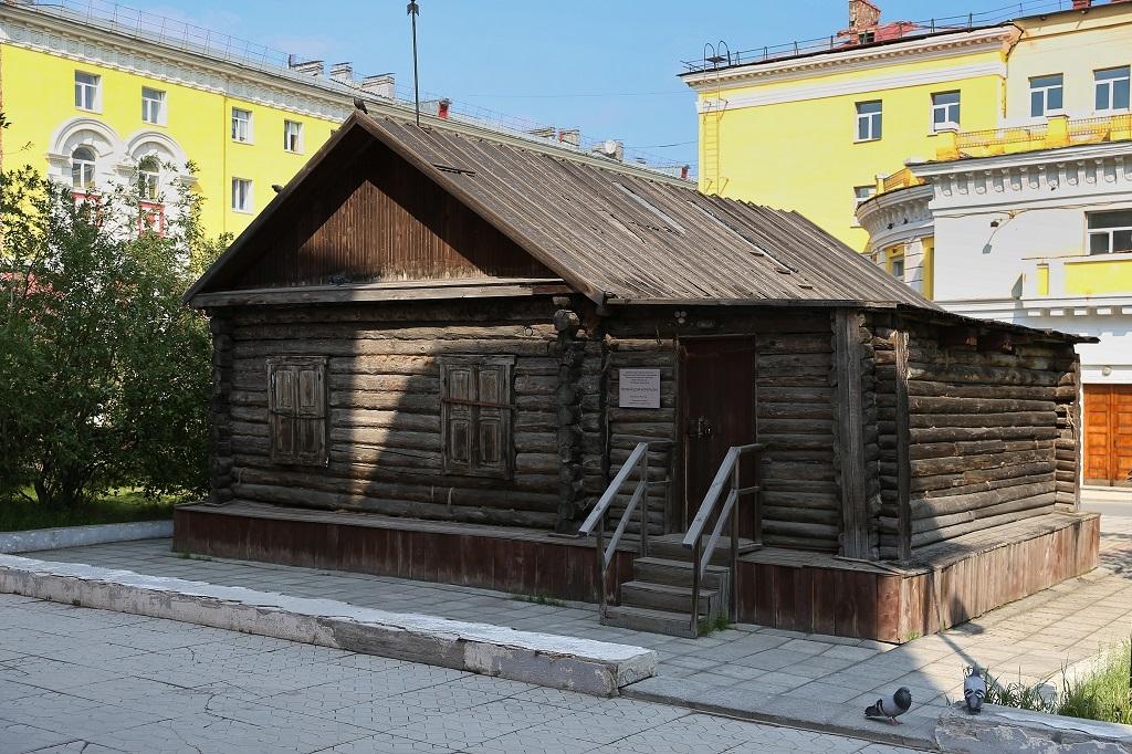 16 июля в сквере Музея Норильска состоится торжественная церемония специального гашения почтового конверта