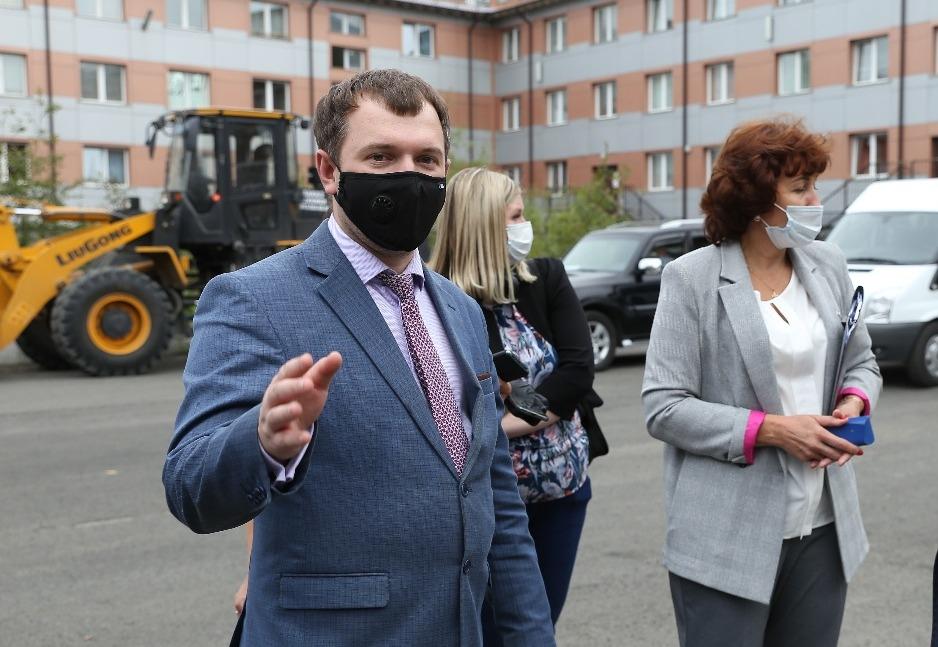 В Норильск с рабочим визитом прибыл Евгений Гаврилов, замминистра промышленности, энергетики и ЖКХ края