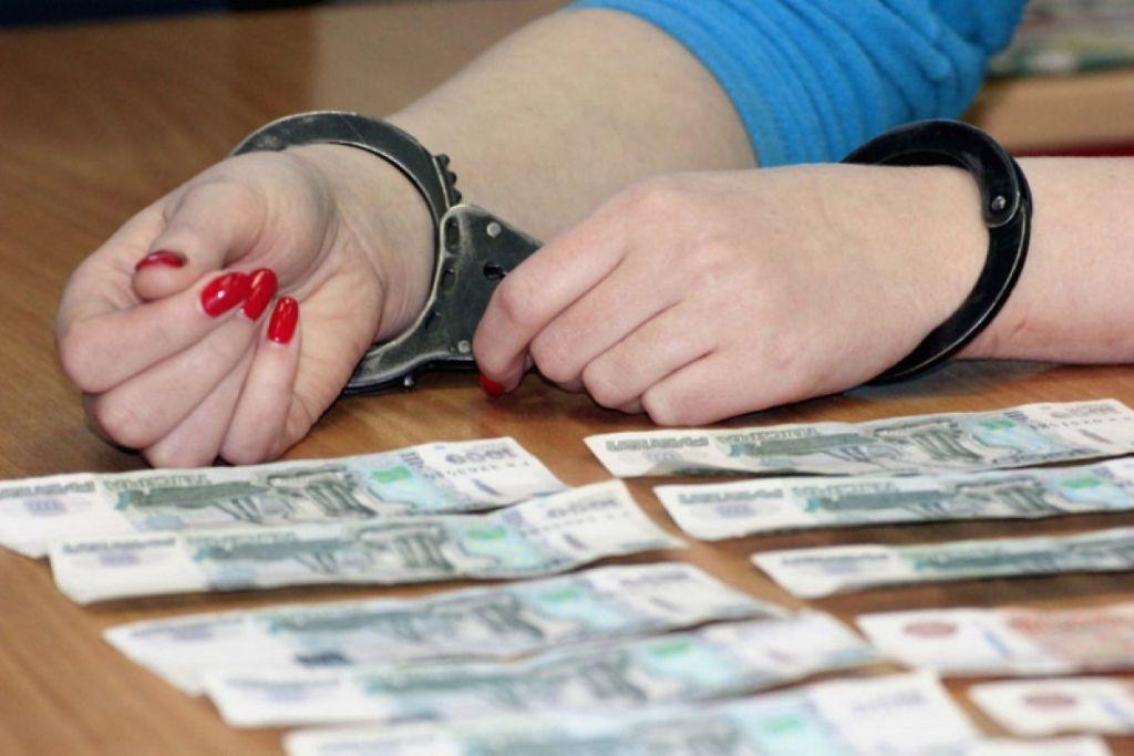Норильчанка украла почти два миллиона