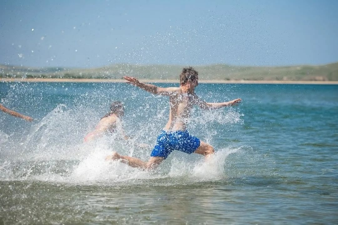 Наше лето не для скуки